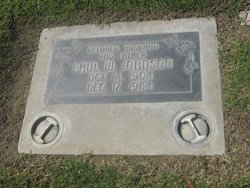 Paul Westley Johnson