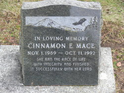Cinnamon E Mace