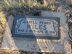 Isabell Penny Wiles