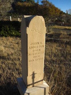 John L Anderson