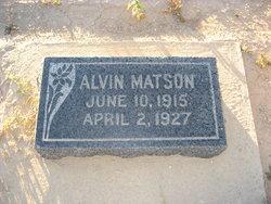 Alvin Matson