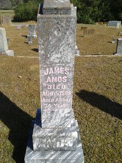 James Beauregard Amos, Sr