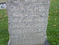 John T. Amos