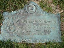 2LT William P. Barner
