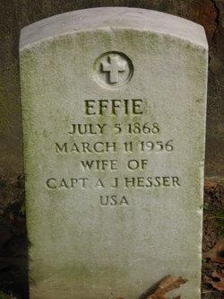 Effie Hesser