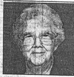 Mary Belle <I>Feazel</I> Albritton