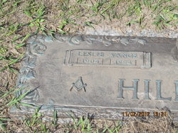 Leslie Vance Hilburn
