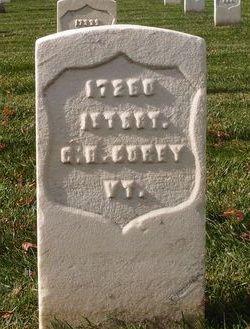 Sgt George H Corey