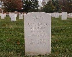 Corp George G Arnold