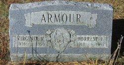 Virginia R. <I>Gruber</I> Armour