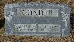Clester M. Conder