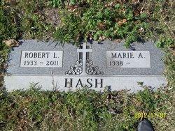 """Robert L """"Bob"""" Hash"""
