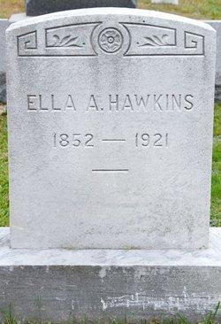 Ella <I>Camerden</I> Hawkins
