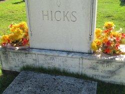 Ruby Ellen <I>Burns</I> Hicks