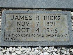 James R Hicks