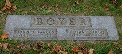 Flora E <I>Curtis</I> Boyer