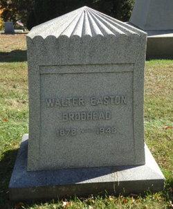 Walter Easton Brodhead