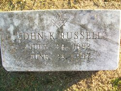 John Keough Russell