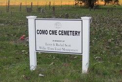 Como CME Cemetery