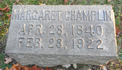 Margaret <I>Champlin</I> Merchant