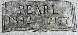 Pearl <I>Luce</I> Thompson