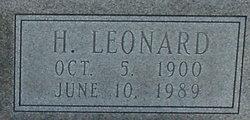 Hershel Leonard Thompson
