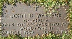 John D Wallace