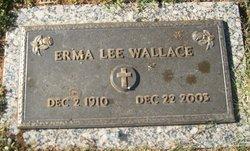 Erma Lee Wallace