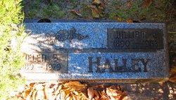 Helen B. <I>Kline</I> Halley