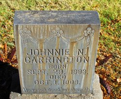 Johnnie N. Carrington