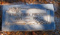 Ethel Mary Preston