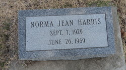 Norma Jean Harris