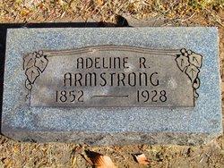 Adeline R. <I>Caplen</I> Armstrong