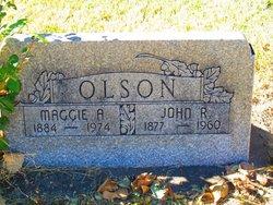 Maggie A. Olson
