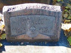 Thelma Pearl Darnell
