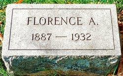 """Florence Amalia """"Flo"""" <I>Dousek</I> Bradley"""