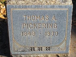 Thomas A. Pickering