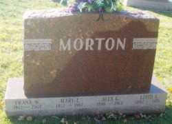 Frank W Morton