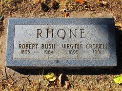 Virginia <I>Crowell</I> Rhone