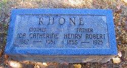 Ida Catherine Rhone