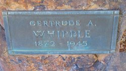 Gertrude Alice <I>Preston</I> Whipple