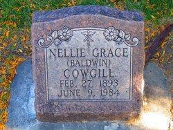Nellie Grace <I>Baldwin</I> Cowgill