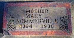 Mary L. Sommerville