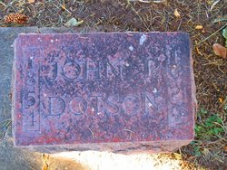 John Pinkney Dotson