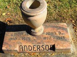 John D. Anderson