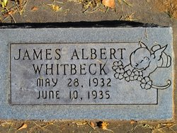 James Albert Whitbeck