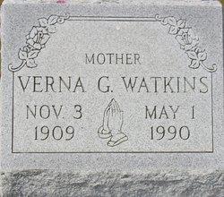 Verna G Watkins