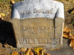 John Deroy Williams