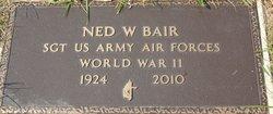 Ned Willis Bair