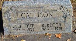 Rebecca <I>Ross</I> Callison